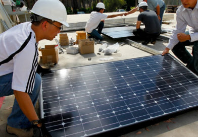 Painéis Fotovoltaicos – Como funcionam e Geram Electricidade